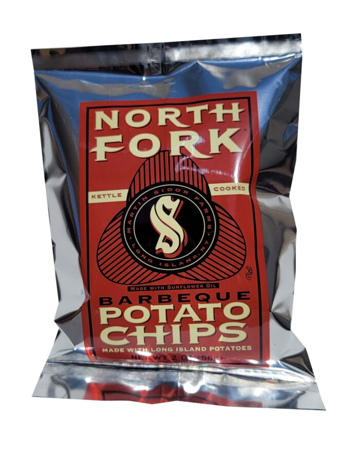 North Fork Potato Chips - Barbeque