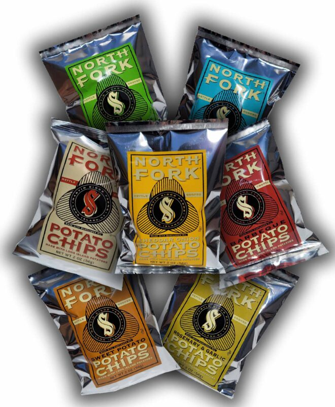North Fork Chips Mixed Case