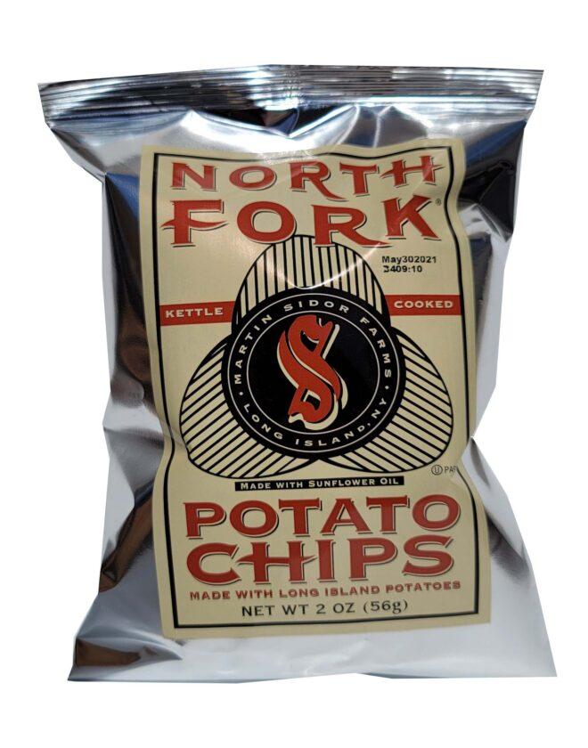 North Fork Potato Chips - Original Plain