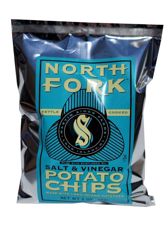 North Fork Potato Chips - Salt and Vinegar