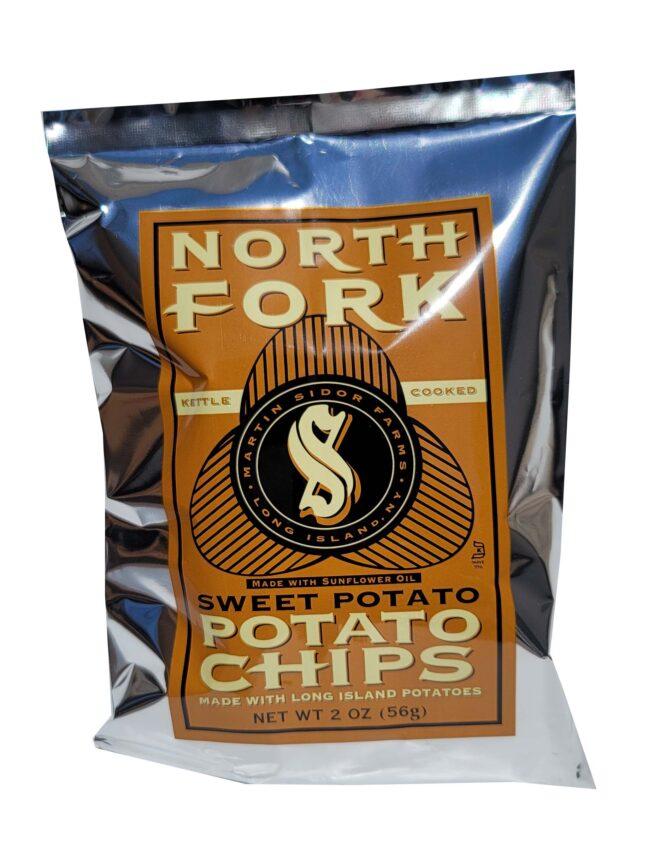 North Fork Potato Chips - Sweet Potato